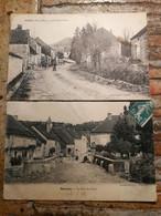 Darcey : Lot 10 CPA, Voir Photos, Port Suivi France. 2€ - Altri Comuni