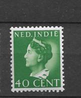 1941 MH Nederlands Indië NVPH 281 - Indes Néerlandaises