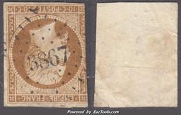 PC 3867 (Licques, Pas-de-Calais (61)), Cote +37.5€ - 1849-1876: Classic Period