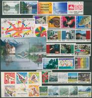 Schweiz Jahrgang 1998 Komplett Postfrisch (SG96428) - Unused Stamps