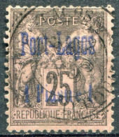 PORT LAGOS - Y&T  N° 4 (o) - Used Stamps