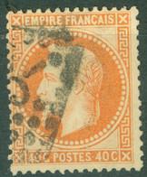 France  31  Ob  TB - 1863-1870 Napoleone III Con Gli Allori
