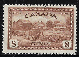 CANADA 1946 SCOTT 268 M NG - Ongebruikt
