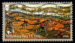 Etats-Unis / United States (Scott No.4788 - CIVIL WAR SESQUICENTENNIAL) (o) - Gebraucht