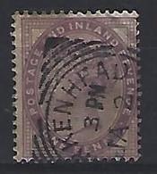 Great Britain  1881  QV. 1d   (o) SG.174 (BIRKENHEAD) - Gebraucht
