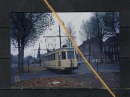 PHOTO  TRAM 2 MONS CUESMES EUGIES WASMES FRAMERIES WARQUIGNIES  BORINAGE Repro - Tram