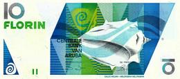 ARUBA 1990 10 Florin - P.07a Neuf UNC - Aruba (1986-...)