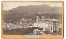 CDV - Autriche - MONDSEE Von OSTEN - F. Kohaut - Mondsee - Old (before 1900)