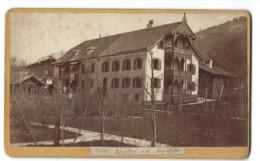 CDV - Autriche - Villa Winter In MONDSEE - F. Kohaut - Mondsee - Old (before 1900)