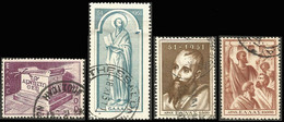 GREECE-GRECE- HELLAS 1951: St. Paul's Compl Set Used - Used Stamps