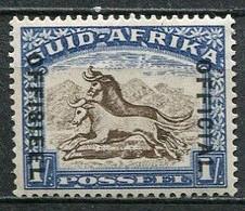Union Of South Africa Official, Südafrika Dienst Mi# 57 Postfrisch/MNH - Servizio