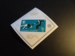 K45790 -  Bloc  MNh Bulgaria 1968 - Olympics Grenoble - Winter 1968: Grenoble