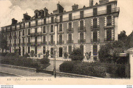 D64  PAU  Le Grand Hôtel - Pau