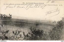 MILITARIA  GUERRE 1914- 18  NOTRE- DAME- DE- LORETTE  Le Champ De Bataille  ..... - Weltkrieg 1914-18