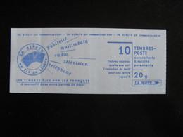 TB Carnet 3085a-C5, Daté En Marge, Neuf XX. - Usage Courant