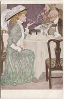 LADY 1912 Art Deco - Non Classificati
