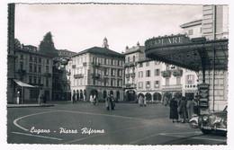 CH-6207  LUGANO : Piazza Riforma - TI Ticino