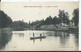 MERY SUR SEINE - Le Bassin Du Canal (2 Vues ) - Andere Gemeenten