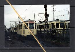 PHOTO  TRAM 2 MONS CUESMES FRAMERIES BORINAGE   REPRO - Tram