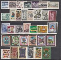 Austria 1958-95 - Tag Der Briefmarke(Komplett) - 34 Werte, MNH** - Verzamelingen