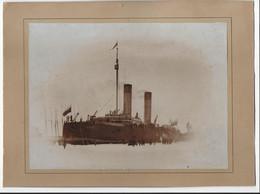 (Photo). Pole Nord. North Pole. Brise Glace. Icebreaker Ermak (1). 1899 Reval Revel Tallinn - Boats