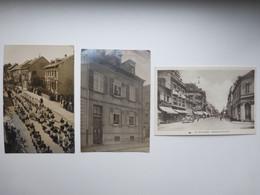 9 Cartes Postales + 2 Cartes Photos Mulhouse - Mulhouse