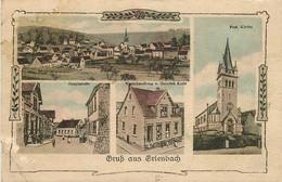 ALLEMAGNE , Erlenbach , *  455 63 - Zonder Classificatie
