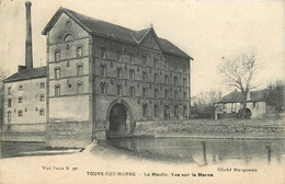 51 , TOURS SUR MARNE , Le Moulin  , *  457 16 - Altri Comuni