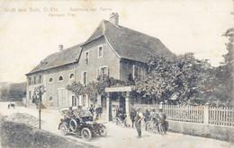 78782- Gruß Aus Sulz Gasthaus Frey Département Haut-Rhin, Region Grand Est,Guebwiller Um 1910 - Guebwiller