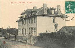 71 , GILLY SUR LOIRE , Les écoles , *  457 27 - Other Municipalities