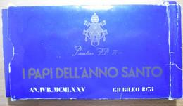 I Papi Dell Anno Santo Giubileo 1975 Filagrano - FDC