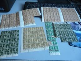 Lot De Timbres Français Neufs Types PAIX / SEMEUSE / CERES / MERCURE / PETAIN (gros Lot) - Unused Stamps