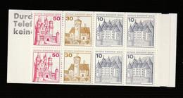 Berlin - 1977 - Markenheftchen Mi. 10a II OZ ** (E093) - Cuadernillos