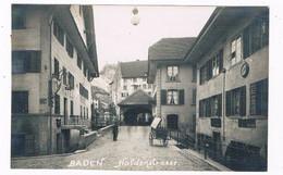 CH-6249    BADEN : Haldenstrasse - AG Aargau