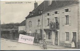 DAMPIERRE Sur SALON La Poste - Andere Gemeenten