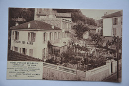 VILLEFRANCHE-sur-MER-hotel Pension Ker-Maria - Villefranche-sur-Mer