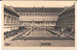 Cpa Zuydcoote - Sanatorium Maritime Vancauwenberghe / Une Galerie De Cure . - Autres Communes