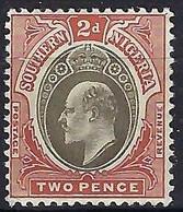 NIGERIA Du Nord 1904: Le Y&T 23 Neuf* - Nigeria (...-1960)