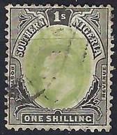 NIGERIA Du Nord 1904: Le Y&T 27, Obl. CAD - Nigeria (...-1960)