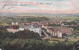 4812725Bad Wildungen, Vom Waldhaus Gesehen. – 1907. (sehe Ecken) - Bad Wildungen