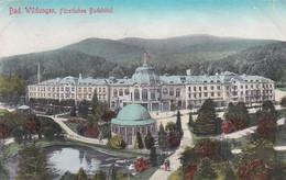 4812727Bad Wildungen, Fürstliches Badehötel. – 1911. - Bad Wildungen