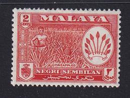Negri Sembilan: 1957/63   Pictorial     SG69    2c       MH - Negri Sembilan