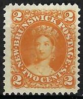 NOUVEAU BRUNSWICK: Le Y&T 5 Neuf(*) - Unused Stamps
