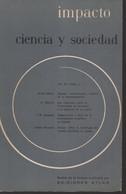 IMPACTO CIENCIA Y SOCIEDAD - Vol XV - 1965 - N° 1 - Publicación Trimestral - [4] Themes