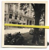 88 020  EPINAL SOLDATS ALLEMANDS 1940 HOTEL GRAND PALAIS DE LA BIERE GARAGE PEUGEOT - Epinal