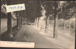 Tienen, Thienen, Tirlemont, Boulevard Vinckenbosch, TOPKAART! - Tienen