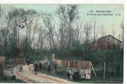 CPA   HOUILLES  Le Bois Des Sablons   N° 161 - Houilles