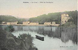 CALUIRE - ( 69 ) - Le Quai Tête De L'ile - Barbe - Other Municipalities
