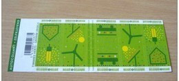 Boekje 104** / Carnet 104 Vert - Het Groene Boekje (Ecologische Initiatieven Voor Een Beter Leefmilieu) 3911/15** MNH - Postzegelboekjes 1953-....