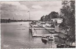 RIS ORANGIS LA PLAGE 1952 CPSM 9X14 TBE - Ris Orangis
